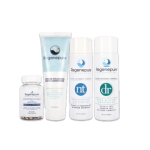 Complete Regenepure Hair Care System without Minoxidil